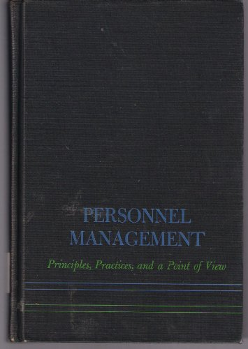 9780538078009: Personnel Management