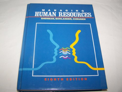 9780538078306: Managing Human Resources