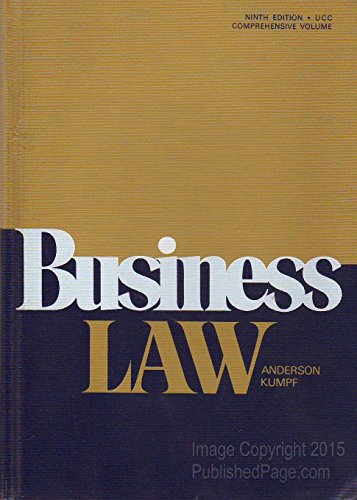 9780538126007: Business Law