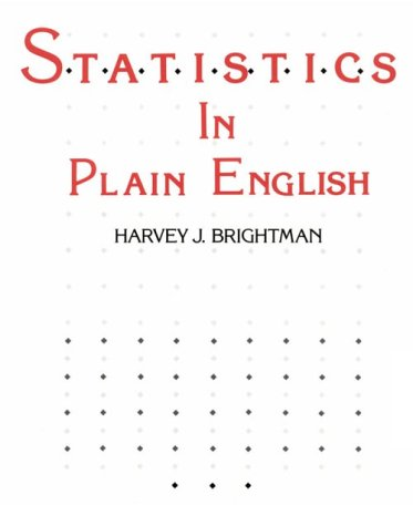 9780538132107: Statistics in Plain English