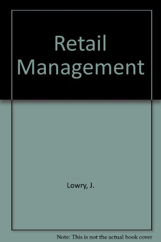 9780538193009: Retail Management