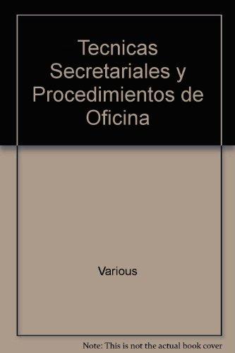 9780538229005: Tecnicas Secretariales y Procedimientos de Oficina
