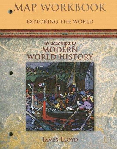 9780538423083: Map Workbook: Exploring the World