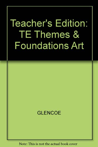 9780538429740: Themes and Foundations of Art