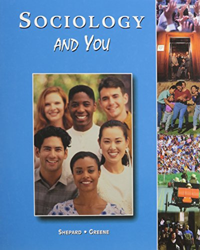 9780538430654: Sociology and You