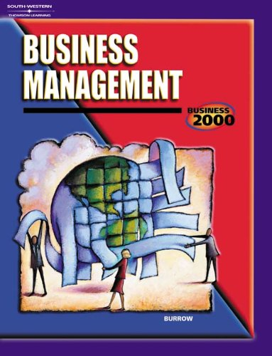 9780538431620: Business 2000: Business Management