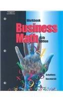 9780538432542: Business Math Workbook (15th edition)