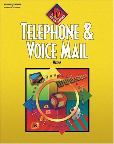 9780538432689: 10-Hour Series: Telephone & Voice Mail