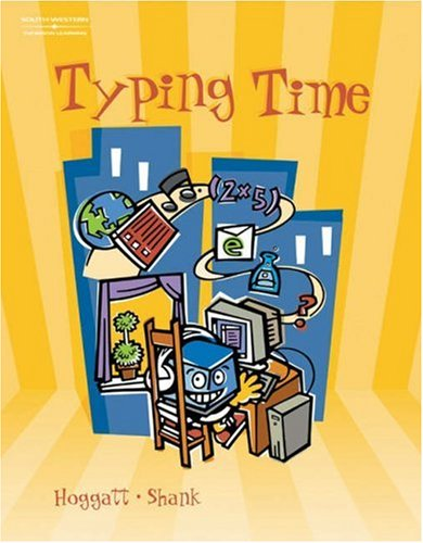 9780538434546: Typing Time: Home User Package for Windows