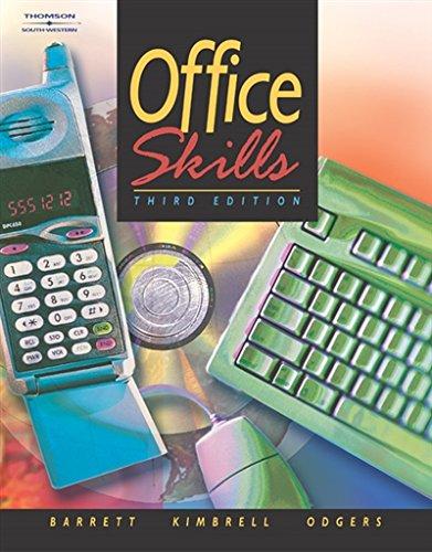 Office Skills: Charles Francis Barrett;
