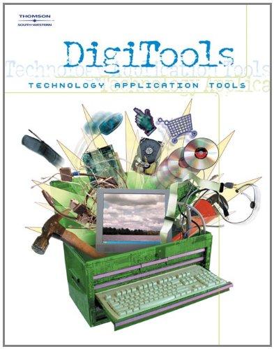 9780538434867: DigiTools: Digital Communication Tools