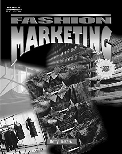 9780538435642: Fashion Marketing