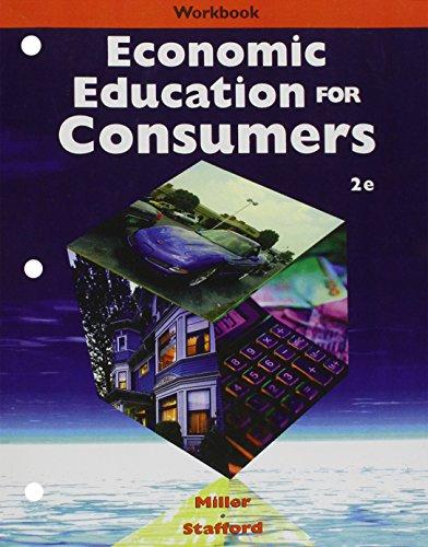 9780538435819: Economics Education For Consumers