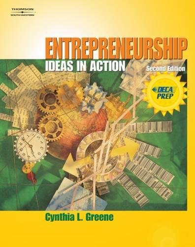 9780538436007: Entrepreneurship: Ideas in Action