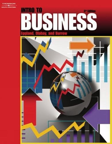 9780538436120: Intro to Business