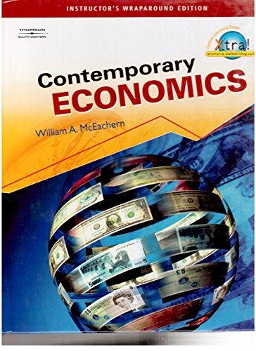 9780538437011: Contemporary Economics,Teacher's Edition