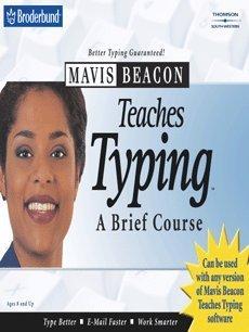 9780538437431: Mavis Beacon Teaches Typing: A Brief Course