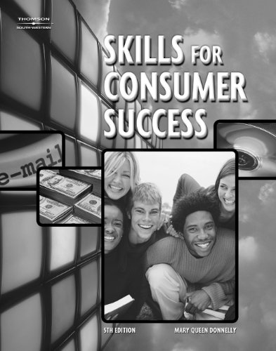Skills for Consumer Success (with CD-ROM) (Title 1): Mary Queen Donnelly