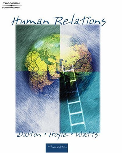 9780538438780: Human Relations (Available Titles CengageNOW)