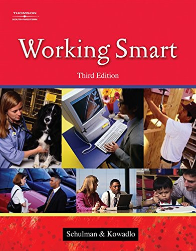 Working Smart: Madelyn L. Schulman,