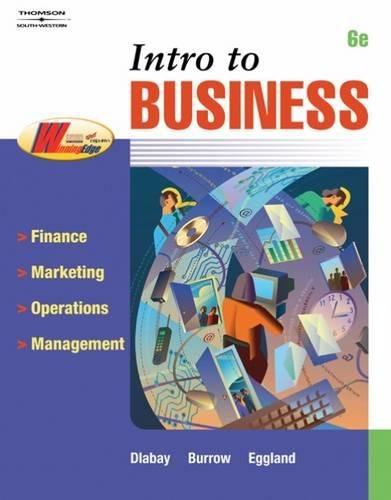 9780538440639: Intro to Business