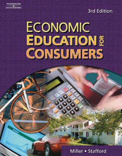 9780538441117: Economic Education for Consumers