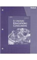 9780538441131: Workbook for Miller/Stafford's Economic Education for Consumers