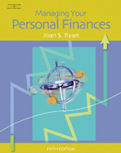 9780538441759: Managing Your Personal Finances