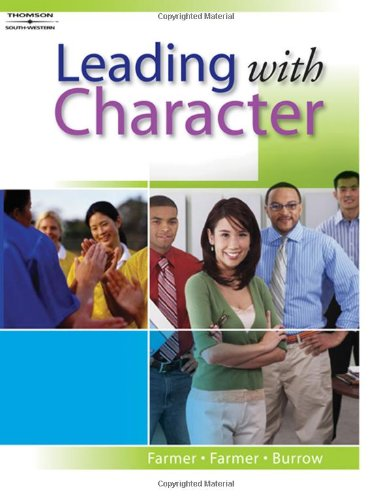 9780538444866: Leading with Character (with Student Activity CD) (Learn and Earn Project)