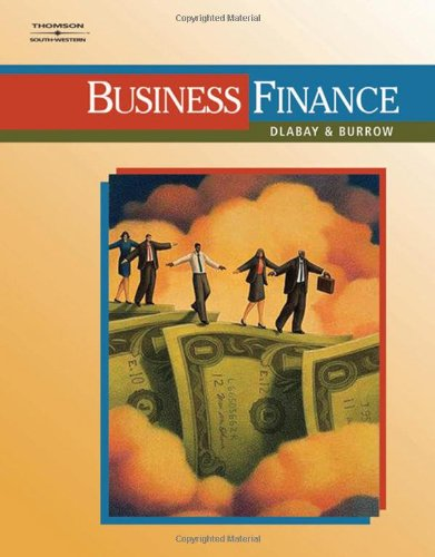 9780538445078: Business Finance