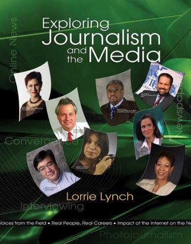 9780538446136: Exploring Journalism and the Media (with CD-ROM) (Broadcast News Production Team)