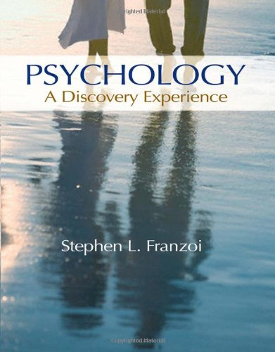9780538447065: Psychology: A Discovery Experience