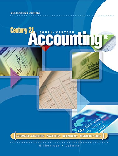 9780538447171: Rico Sanchez, Disc Jockey, Manual Simulation for Gilbertson/Lehman's Century 21 Accounting: Multicolumn Journal, 9th