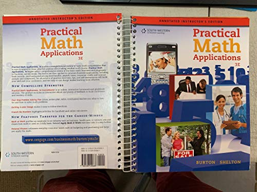 9780538450683: Aie Practical Math Appl 3e
