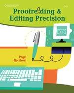 9780538450775: Aie Proofread Edit Precisn 6e