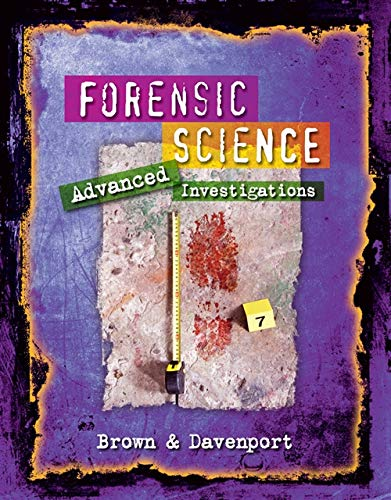 9780538450898: Forensic Science: Advanced Investigations
