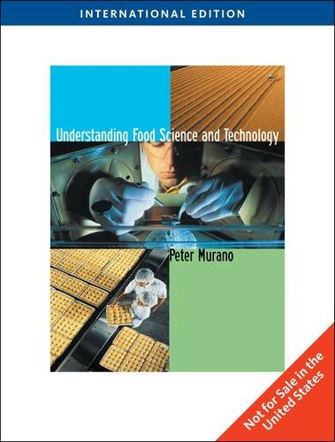 9780538451086: Understanding Food Science and Technology, International Edition