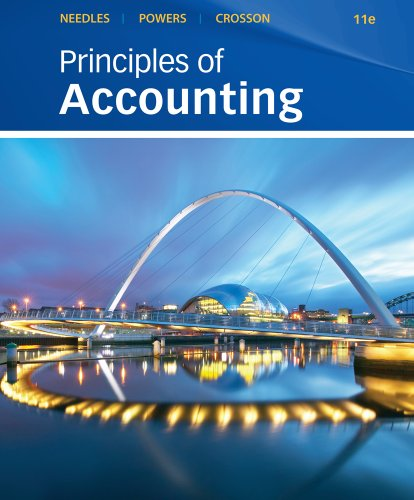 9780538451338: Electronic Working Papers for Needles/Powers/Crosson' Principles of Accounting, 11th and Principles of Financial Accounting