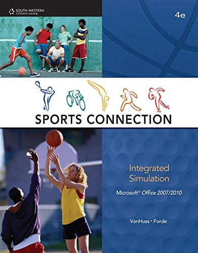 9780538451451: The Sports Connection: Integrated Simulation (Bpa)