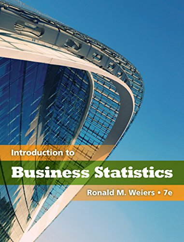 9780538452175: Introduction to Business Statistics (Book Only)