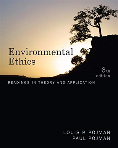 9780538452847: Environmental Ethics