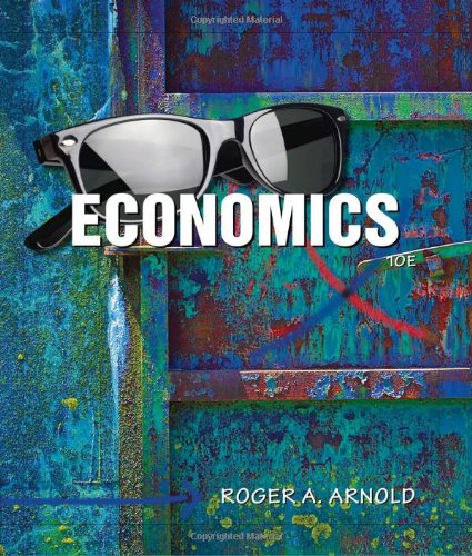 9780538452854: Economics (Book Only) (Available Titles CourseMate)