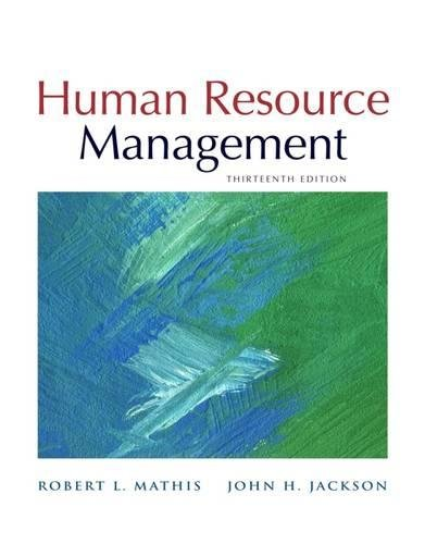 9780538453158: Human Resource Management, 13th Edition