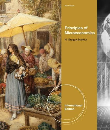 Principles Of Microeconomics: South-Western Cengage Learning