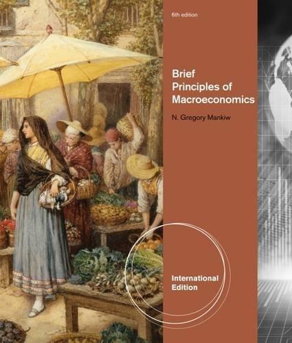 9780538453400: Brief Principles of Macroeconomics
