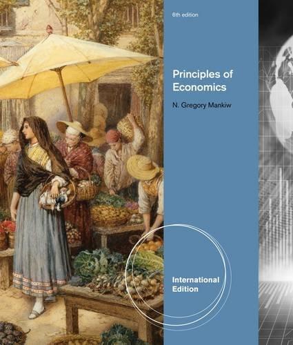 9780538453424: Principles of Economics