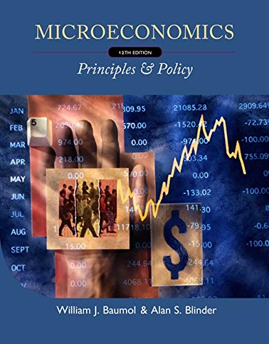 9780538453622: Microeconomics: Principles and Policy