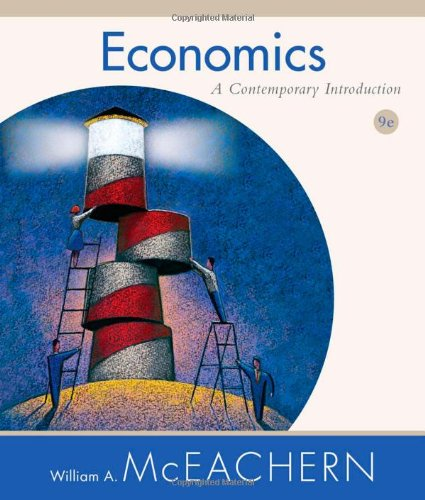 Economics: A Contemporary Introduction (Hardback): William A McEachern
