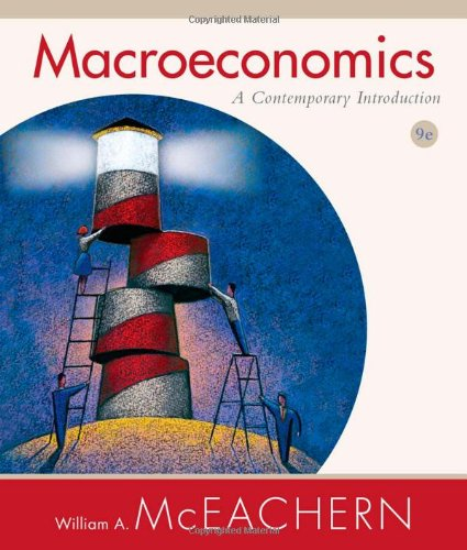 9780538453776: Macroeconomics: A Contemporary Introduction (Available Titles CourseMate)