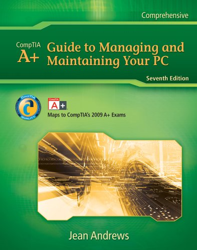 9780538465038: Bundle: A+ Guide to Managing & Maintaining Your PC, 7th + Lab Manual